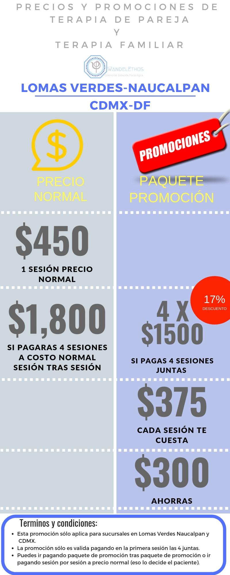 PROMOCIÓN LOMAS VERDES & CDMX